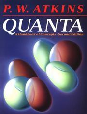 Quanta by P. W. Atkins