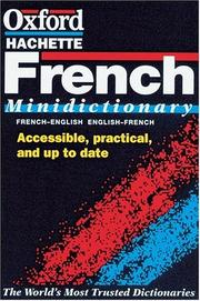 The Oxford French minidictionary PDF