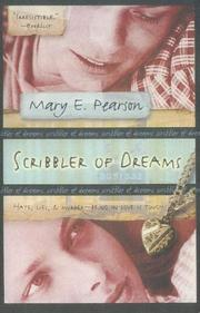 Cover of: Scribbler of Dreams by Mary E. Pearson