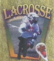 Lacrosse in Action (Sports in Action) PDF