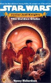 Golden Globe (Star Wars: Junior Jedi Knights) PDF