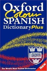 Oxford Color Spanish Dictionary Plus PDF