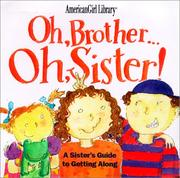 Oh Brother, Oh Sister! PDF