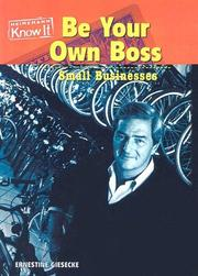 Be Your Own Boss PDF