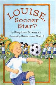 Louise, Soccer Star? PDF