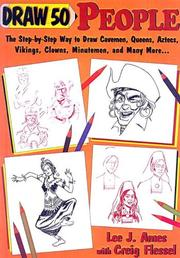 Cover of: Draw Fifty People (Draw 50) by Lee J. Ames