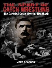 The Sport of Catch Wrestling PDF
