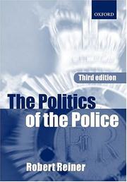 The politics of the police PDF