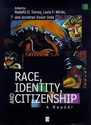 Race, Identity and Citizenship PDF