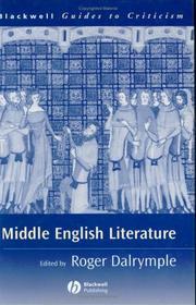 Middle English Literature PDF