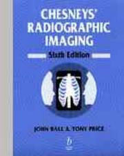 Chesneys radiographic imaging.