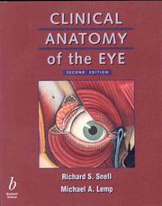 Clinical anatomy of the eye PDF
