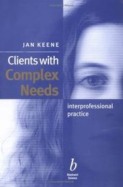 Clients with Complex Needs PDF
