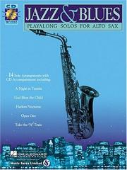Jazz and Blues by Hal Leonard Corp.