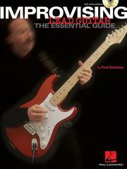Improvising Lead Guitar PDF
