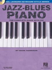 Jazz-Blues Piano PDF