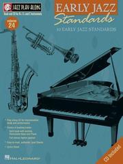 Vol. 24 - Early Jazz Standards PDF