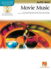 Movie Music by Hal Leonard Corp.