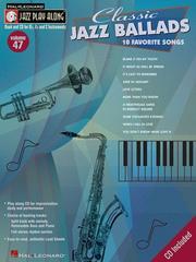 Classic Jazz Ballads PDF