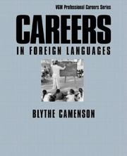 Careers in foreign languages PDF