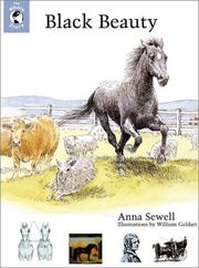 Cover of: Black Beauty by Anna Sewell