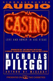 Casino: Love And Honor In Las Vegas PDF