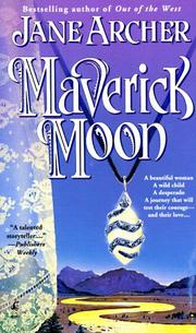 Cover of: Maverick Moon | Jane Archer