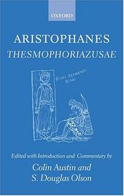 Thesmophoriazusae by Aristophanes