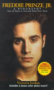 Freddie Prinze, Jr by Victoria Jordan