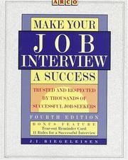 Make your job interview a success PDF