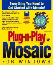 Plug-n-play Mosaic for Windows PDF