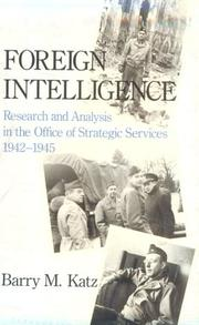 Foreign intelligence PDF