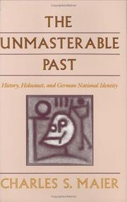 The unmasterable past PDF