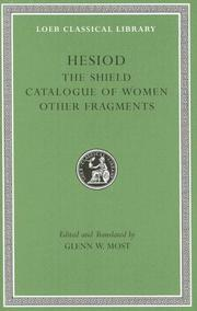 Cover of: Hesiod by Hesiod, Glenn W. Most