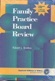 Family practice board review PDF