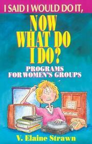 I Said I Would Do It, Now What Do I Do? PDF