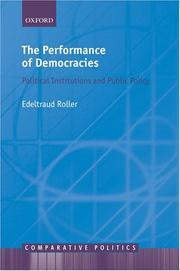 Performance of democracies PDF