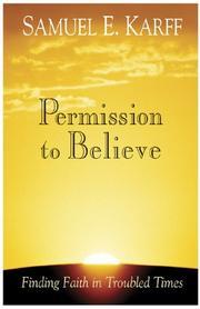 Permission To Believe PDF