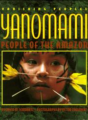 Yanomami by David M. Schwartz