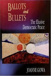 Ballots and bullets PDF