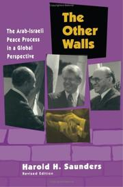 The other walls by Harold H. Saunders