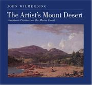 The Artist&#39;s Mount Desert by John Wilmerding