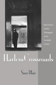 Harlem Crossroads by Sara Blair