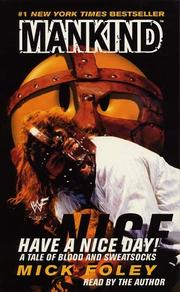 Mankind by Mick Foley