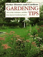 Gardening tips PDF