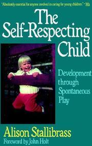 The self-respecting child PDF