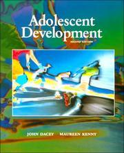 Adolescent development PDF