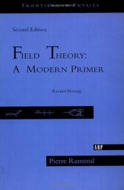 Field theory PDF