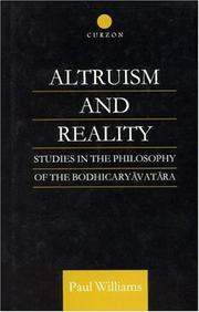 Altruism and reality by Paul Williams