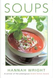 Soups by Hannah Wright